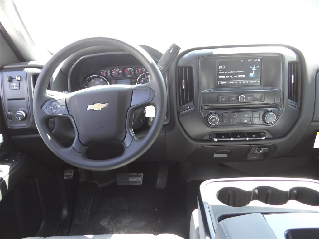 2019 Silverado 3500 Crew Cab 4x2,  Royal Service Body #C158233 - photo 10