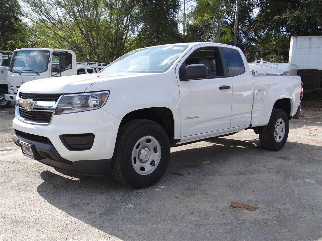2019 Colorado Extended Cab 4x2,  Pickup #C158353 - photo 7
