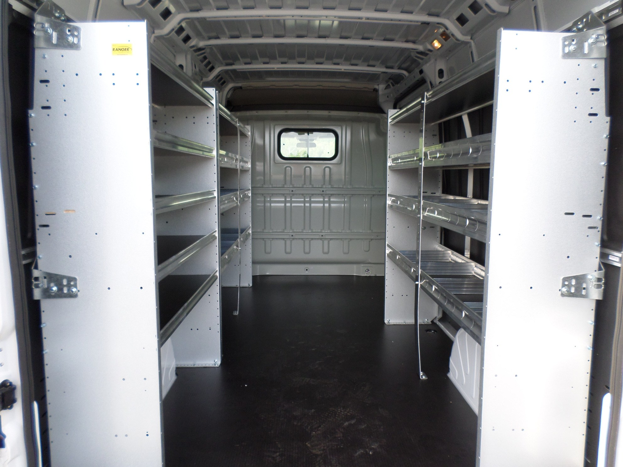 2018 ProMaster 2500 High Roof FWD,  Ranger Design Mobile Service Upfitted Cargo Van #JE102536 - photo 2