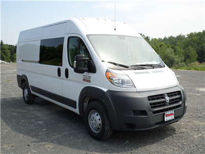 2018 ProMaster 2500 High Roof FWD,  Ranger Design Mobile Service Upfitted Cargo Van #JE102536 - photo 5