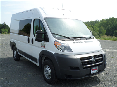 2018 ProMaster 1500 High Roof FWD,  Empty Cargo Van #JE105931 - photo 5