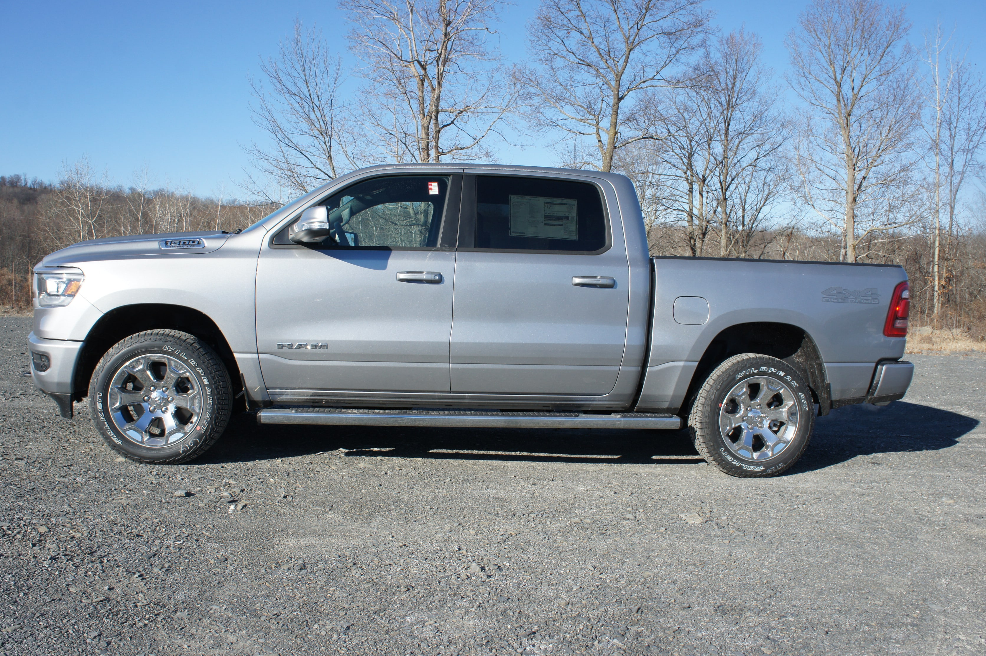 2019 Ram 1500 Crew Cab 4x4,  Pickup #KN630203 - photo 3