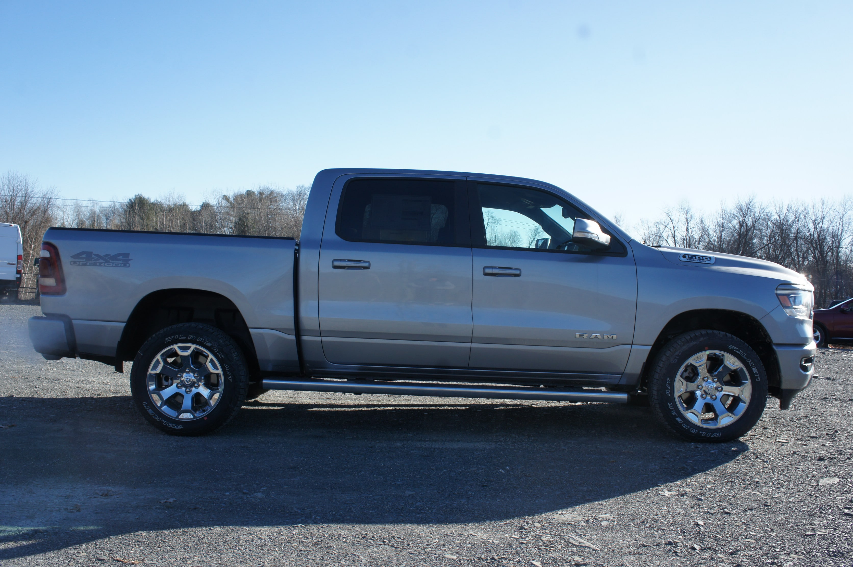 2019 Ram 1500 Crew Cab 4x4,  Pickup #KN630203 - photo 6
