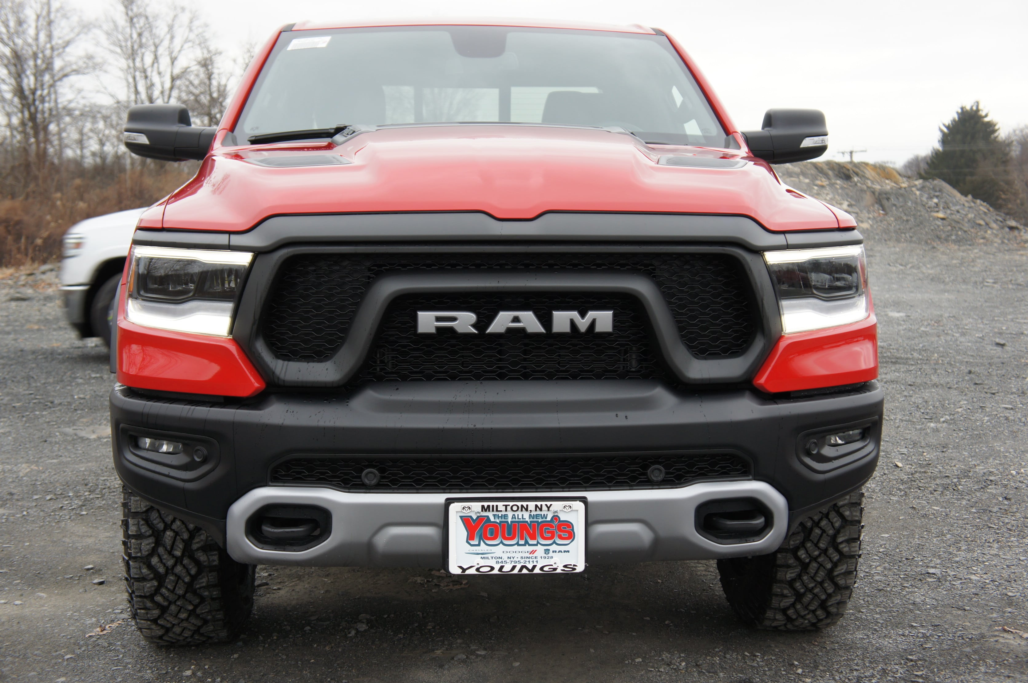 2019 Ram 1500 Quad Cab 4x4,  Pickup #KN670901 - photo 4