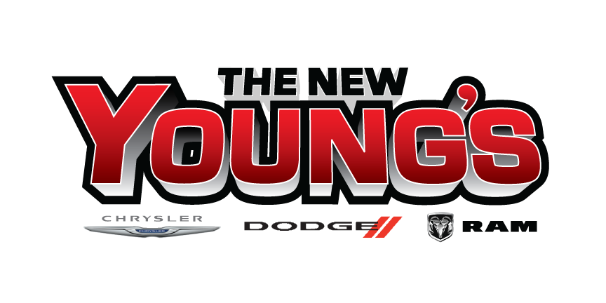 The New Young's Motors logo