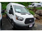 2018 Transit 250 Med Roof 4x2,  Empty Cargo Van #56425 - photo 3