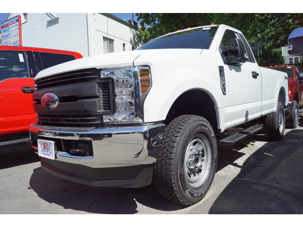 2018 F-350 Regular Cab 4x4,  Pickup #56574 - photo 1