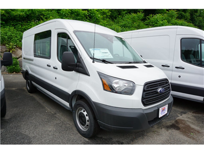 2018 Transit 150 Med Roof 4x2,  Empty Cargo Van #56871 - photo 3
