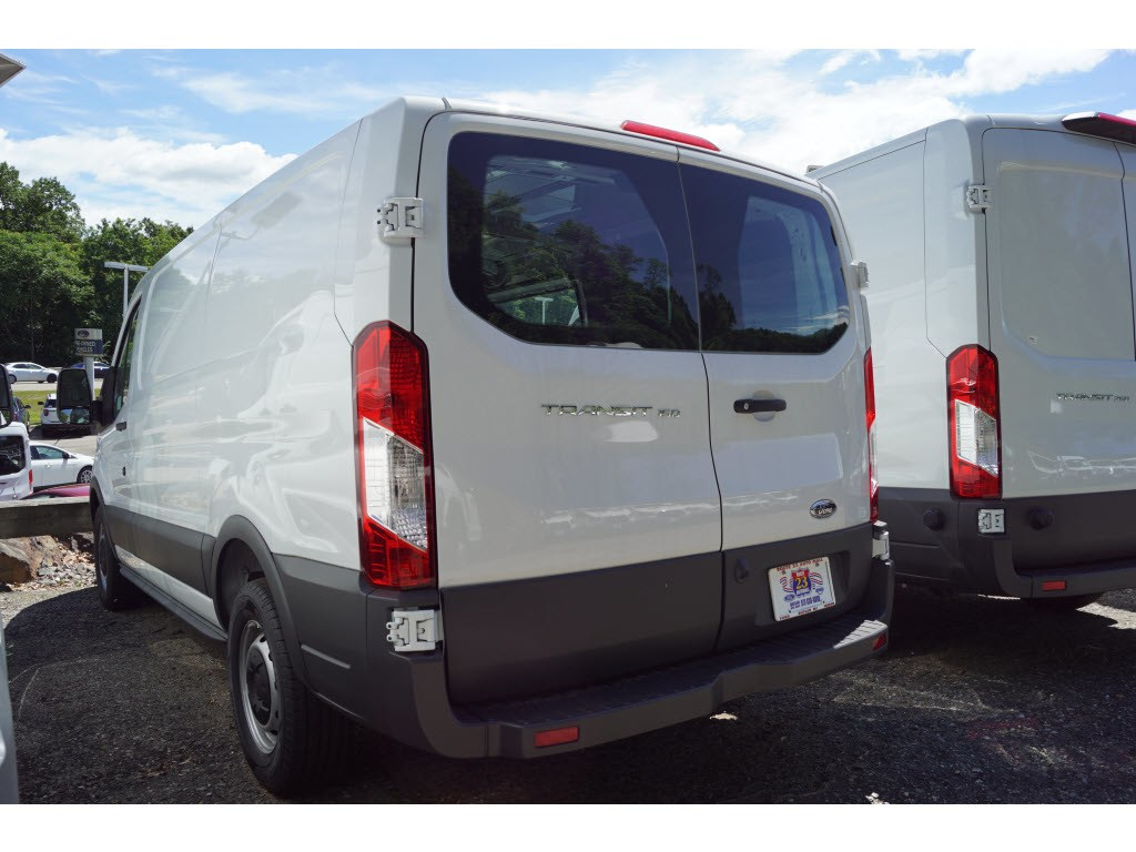 2018 Transit 150 Med Roof 4x2,  Empty Cargo Van #57263 - photo 3