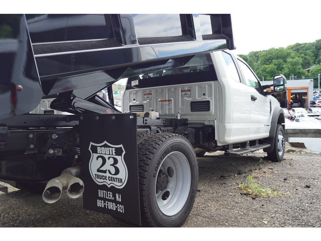 2018 F-550 Super Cab DRW 4x4,  Rugby Dump Body #57302 - photo 4