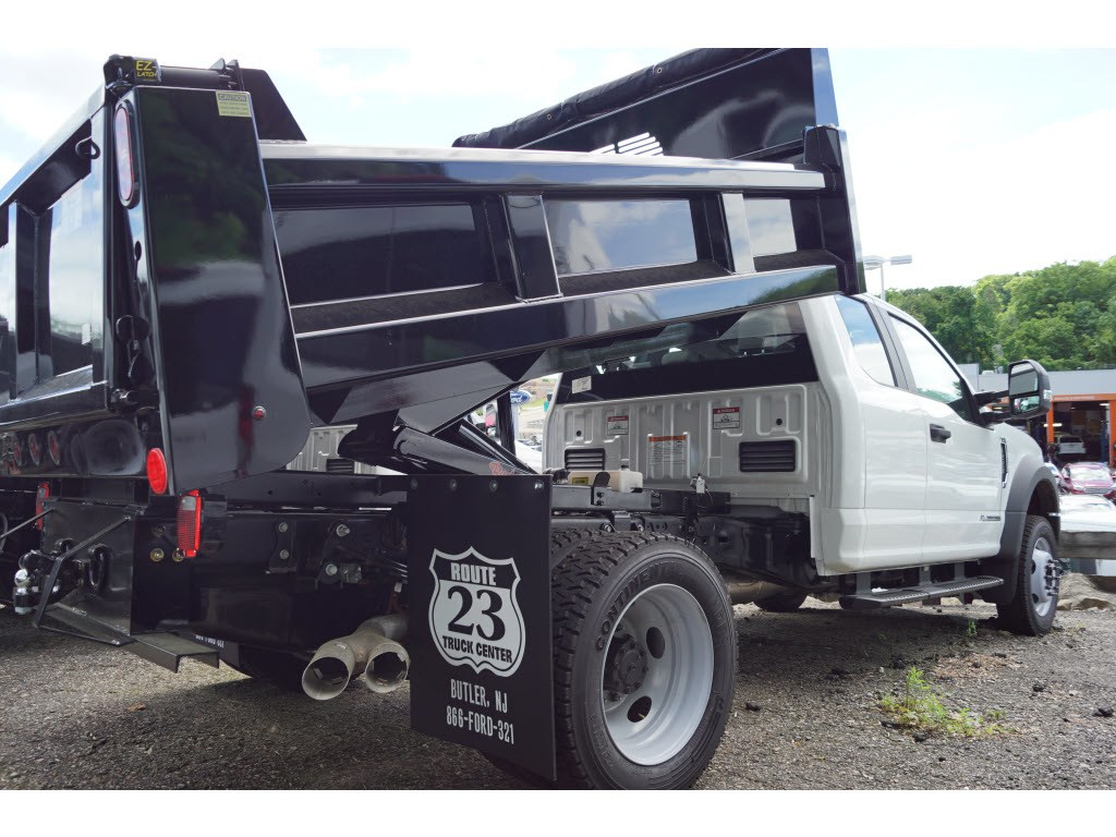 2018 F-550 Super Cab DRW 4x4,  Rugby Dump Body #57302 - photo 2