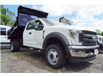 2018 F-550 Super Cab DRW 4x4,  Rugby Dump Body #57302 - photo 1