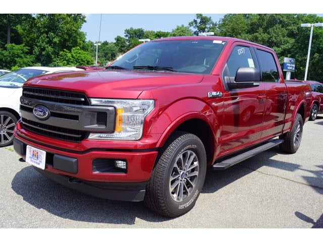 2018 F-150 SuperCrew Cab 4x4,  Pickup #57517 - photo 3