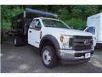 2018 F-550 Regular Cab DRW 4x4,  Landscape Dump #57969 - photo 1