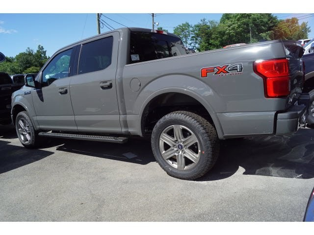2018 F-150 SuperCrew Cab 4x4,  Pickup #58051 - photo 2