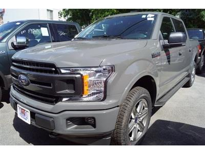 2018 F-150 SuperCrew Cab 4x4,  Pickup #58051 - photo 3