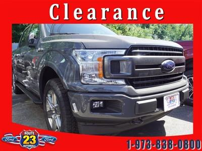 2018 F-150 SuperCrew Cab 4x4,  Pickup #58051 - photo 1