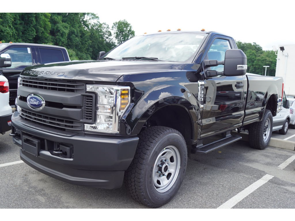 2018 F-350 Regular Cab 4x4,  Pickup #58072 - photo 1