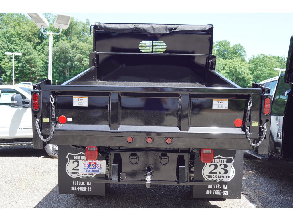 2018 F-350 Regular Cab DRW 4x4,  Dump Body #58097 - photo 2