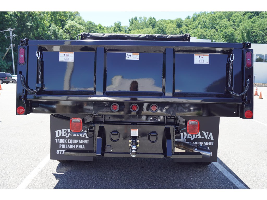 2018 F-450 Super Cab DRW 4x4,  Dump Body #58226 - photo 5