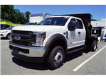 2018 F-450 Super Cab DRW 4x4,  Dump Body #58226 - photo 1