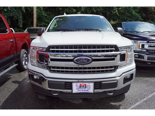 2018 F-150 SuperCrew Cab 4x4,  Pickup #58352 - photo 3