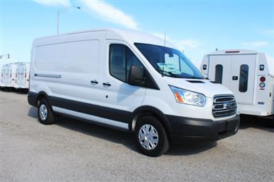2017 Transit 250 Med Roof 4x2,  Sortimo Upfitted Cargo Van #CF7102 - photo 1