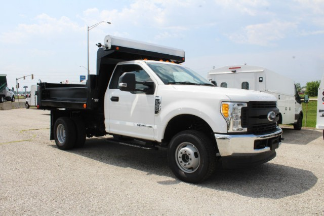 2017 F-350 Regular Cab DRW 4x4,  Galion 100U Dump Body #CF7112 - photo 1
