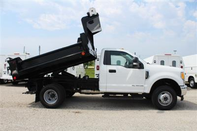 2017 F-350 Regular Cab DRW 4x4,  Galion 100U Dump Body #CF7112 - photo 12