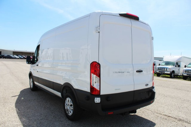 2018 Transit 350 Med Roof 4x2,  Empty Cargo Van #CF8102 - photo 3