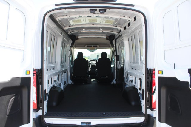 2018 Transit 350 Med Roof 4x2,  Empty Cargo Van #CF8102 - photo 2