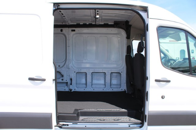 2018 Transit 350 Med Roof 4x2,  Empty Cargo Van #CF8102 - photo 5