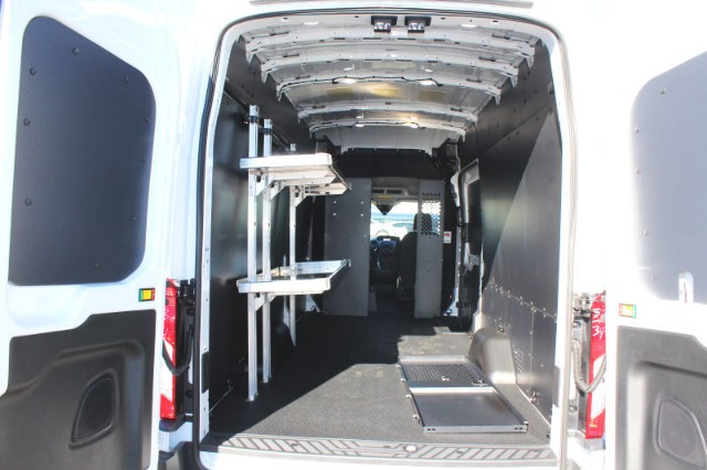 2018 Transit 350 High Roof 4x2,  Empty Cargo Van #CF8116 - photo 10