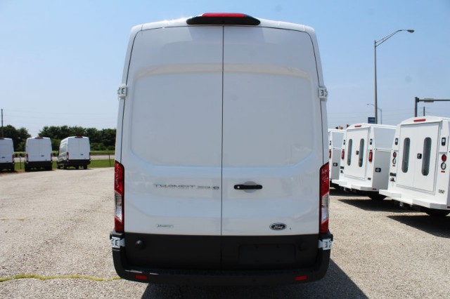 2018 Transit 350 HD High Roof DRW 4x2,  Empty Cargo Van #CF8117 - photo 4