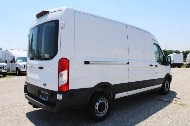 2018 Transit 250 Med Roof 4x2,  Empty Cargo Van #CF8144 - photo 3