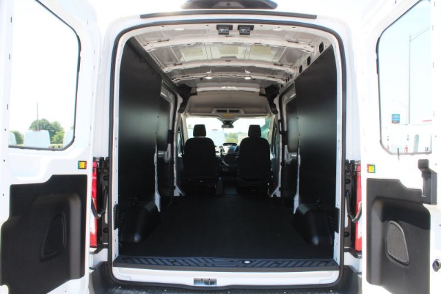 2018 Transit 250 Med Roof 4x2,  Empty Cargo Van #CF8144 - photo 2