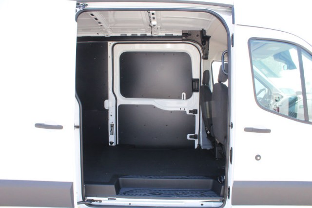 2018 Transit 250 Med Roof 4x2,  Empty Cargo Van #CF8144 - photo 5