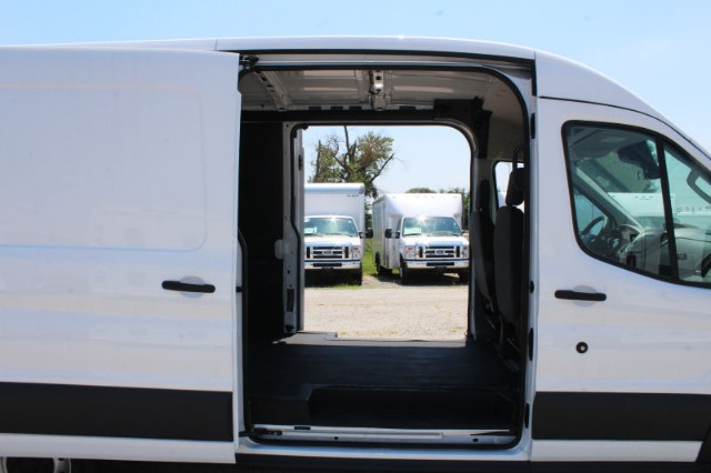 2018 Transit 250 Med Roof 4x2,  Empty Cargo Van #CF8144 - photo 7