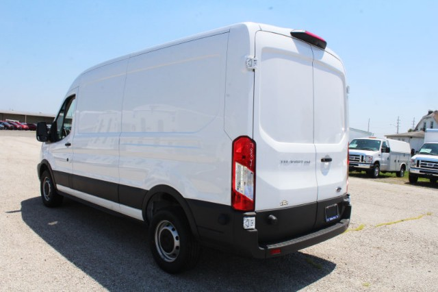 2018 Transit 250 Med Roof 4x2,  Upfitted Cargo Van #CF8151 - photo 4