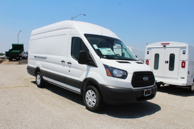 2018 Transit 350 High Roof 4x2,  Empty Cargo Van #CF8152 - photo 1
