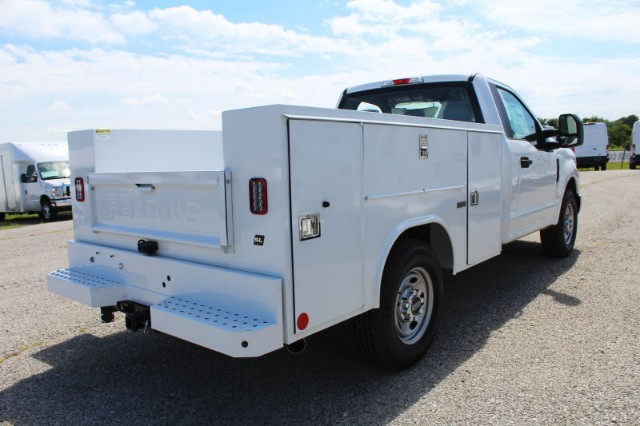 2018 F-250 Regular Cab 4x2,  Reading Service Body #CF8153 - photo 2