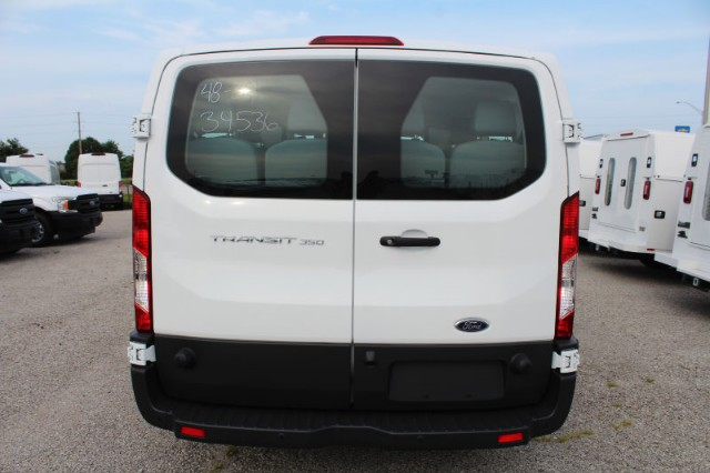2018 Transit 350 Low Roof 4x2,  Passenger Wagon #CF8184 - photo 4