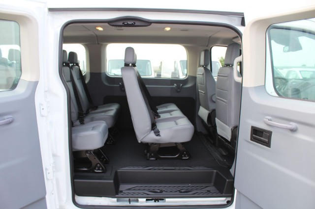 2018 Transit 350 Low Roof 4x2,  Passenger Wagon #CF8184 - photo 5