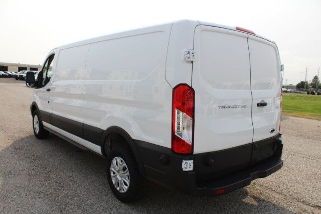 2018 Transit 250 Low Roof 4x2,  Empty Cargo Van #CF8199 - photo 3