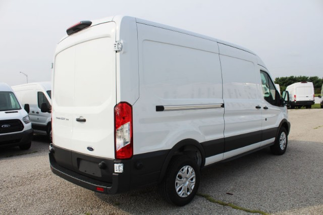 2018 Transit 350 Med Roof 4x2,  Empty Cargo Van #CF8214 - photo 3