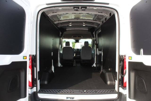 2018 Transit 350 Med Roof 4x2,  Empty Cargo Van #CF8214 - photo 2