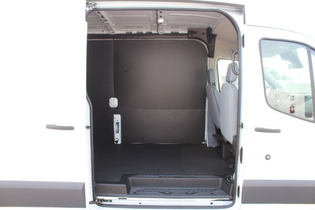 2018 Transit 350 Med Roof 4x2,  Empty Cargo Van #CF8214 - photo 4
