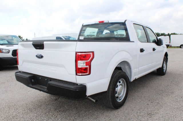2018 F-150 SuperCrew Cab 4x2,  Pickup #CF8270 - photo 2