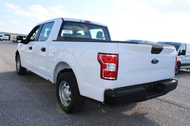 2018 F-150 SuperCrew Cab 4x2,  Pickup #CF8276 - photo 2