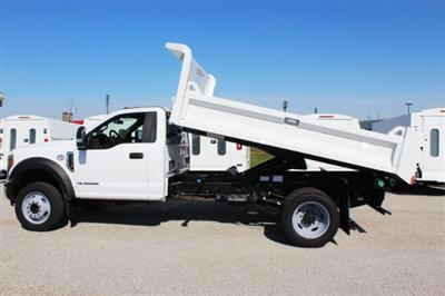 2019 F-450 Regular Cab DRW 4x2,  Knapheide Drop Side Dump Body #CF9122 - photo 12
